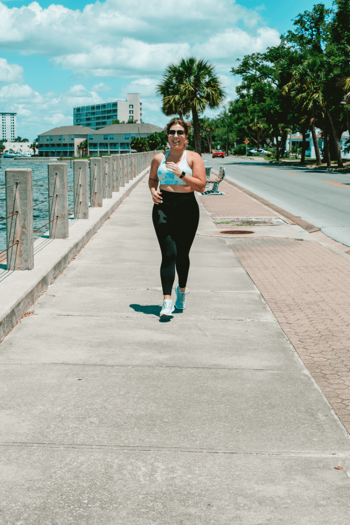 Best Workout Leggings for Petites featured by top ATL lifestyle blogger, What Savvy Said