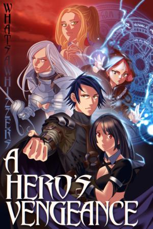 A Hero's Vengeance Cover