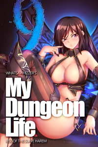 My Dungeon Life Volume 9 Cover