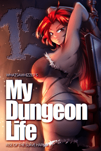 My Dungeon Life Volume 13 Cover