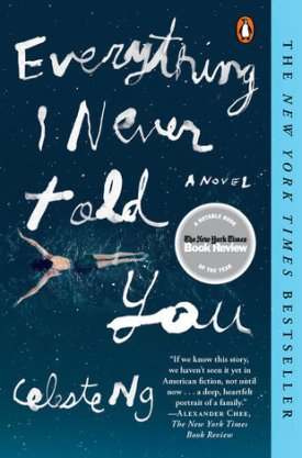 #BookReview Everything I Never Told You by Celeste Ng