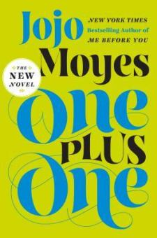 #BookReview One Plus One by Jojo Moyes