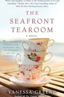 #BookReview The Seafront Tearoom by Vanessa Greene @VanessaGBooks