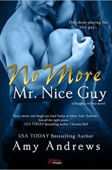 #BookReview No More Mr. Nice Guy by Amy Andrews @AmyAndrewsbooks