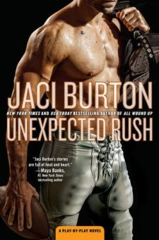 #BookReview Unexpected Rush by Jaci Burton