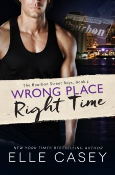 #BookReview Wrong Place, Right Time by Elle Casey