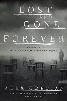 #BookReview Lost and Gone Forever by Alex Grecian