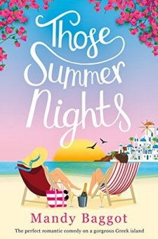 #BookReview Those Summer Nights by Mandy Baggot @mandybaggot