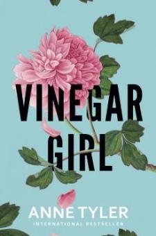 #BookReview Vinegar Girl by Anne Tyler