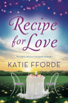 #BookReview Recipe for Love by Katie Fforde @KatieFforde