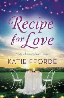 #BookReview Recipe for Love by Katie Fforde @KatieFforde