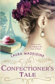 #BookReview The Confectioner's Tale by Laura Madeleine @esthercrumpet