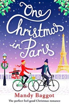 #BookReview One Christmas in Paris by Mandy Baggot @mandybaggot