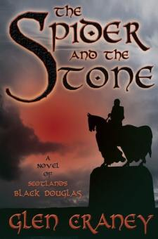 #BookReview The Spider and the Stone by Glen Craney  @glencraney