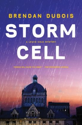 #BookReview Storm Cell by Brendan Dubois