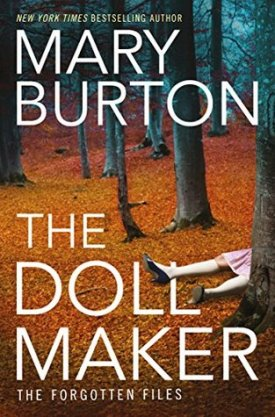 #BookReview The Dollmaker by Mary Burton @MaryBurtonBooks @JoanSchulhafer