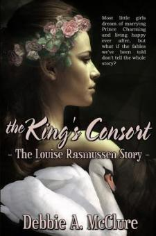 #BookReview The King's Consort by Debbie A. McClure @debbiemcclure59