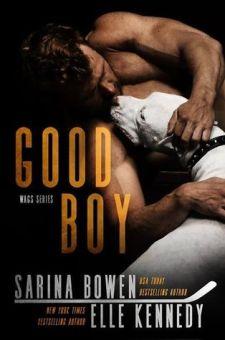 #BookReview Good Boy by Sarina Bowen & Elle Kennedy @SarinaBowen @ElleKennedy @ninabocci