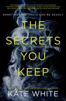 #BookReview The Secrets You Keep by Kate White @katemwhite @HarperCollins