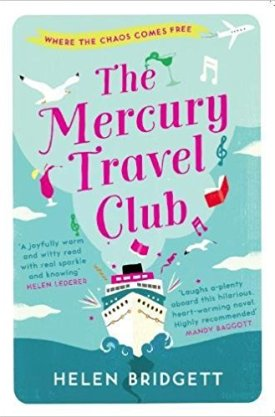 #BookReview The Mercury Travel Club by Helen Bridgett @Helen_Bridgett @RedDoorBooks