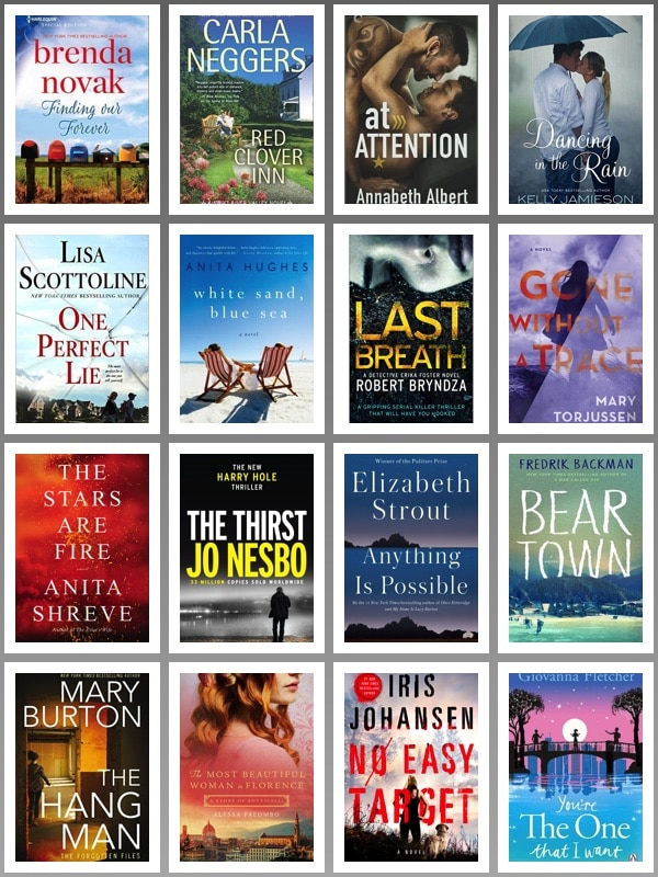 April's New Releases