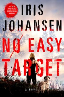 #BookReview No Easy Target  by Iris Johansen @Iris_Johansen @StMartinsPress