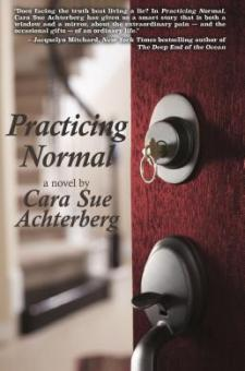 #BookReview Practicing Normal by Cara Sue Achterberg @CaraAchterberg