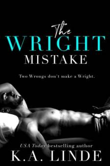 #BlogTour & #BookReview The Wright Mistake by K.A. Linde @AuthorKALinde @InkSlingerPR