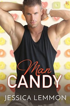 #BookReview Man Candy by Jessica Lemmon @lemmony @readloveswept
