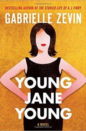 #BookReview Young Jane Young by Gabrielle Zevin @gabriellezevin @PenguinCanada