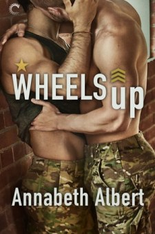 #BookReview Wheels Up by Annabeth Albert @AnnabethAlbert @CarinaPress