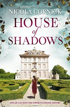 #BookReview House of Shadows by Nicola Cornick @NicolaCornick @HarlequinBooks