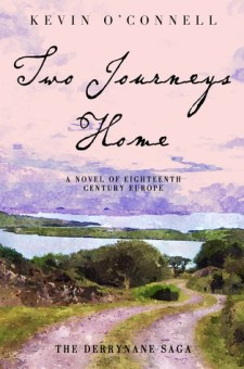 #BookReview Two Journeys Home by Kevin O'Connell