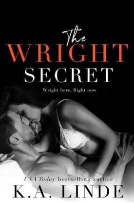 #BlogTour & #BookReview The Wright Secret by K.A. Linde @AuthorKALinde @InkSlingerPR