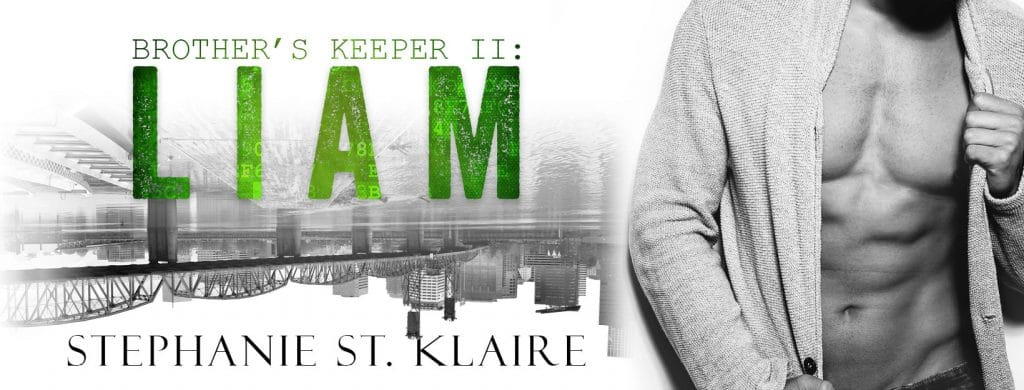 #BlogTour #BookReview Brother's Keeper II: Liam by Stephanie St. Klaire @StephStKlaire @InkSlingerPR