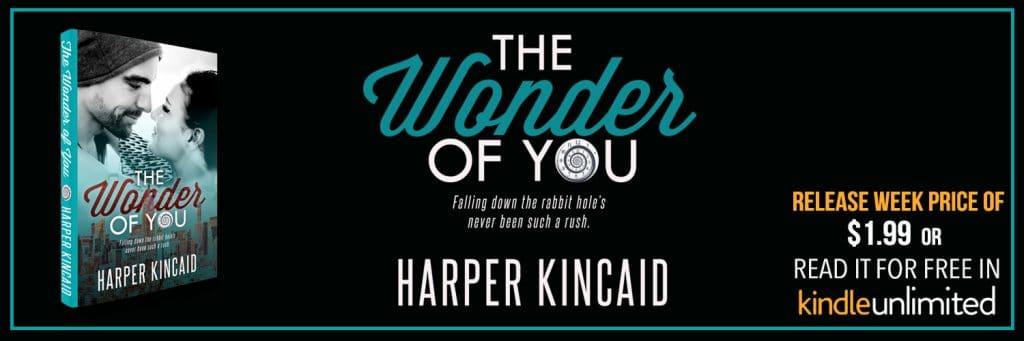 #BlogTour #BookReview The Wonder of You by Harper Kincaid @HarperKincaid @InkSlingerPR
