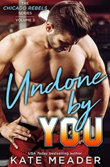 #BlogTour #BookReview #Giveaway Undone by You by Kate Meader @KittyMeader @Pocket_Books