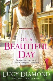 #BookReview On a Beautiful Day by Lucy Diamond @LDiamondAuthor @PGCBooks @panmacmillan