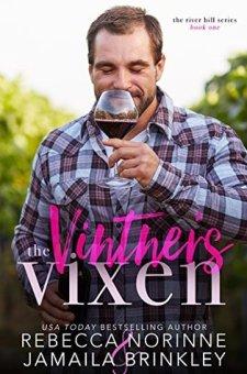 #BlogTour #BookReview Vintner's Vixen by Rebecca Norinne @rebecca_norinne @jamaila @InkSlingerPR