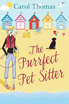 #BlogTour #BookReview The Purrfect Pet Sitter by Carol Thomas @carol_thomas2 @ChocLituk @rararesources