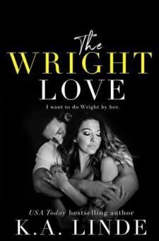 #BlogTour #BookReview The Wright Love by K.A. Linde @AuthorKALinde @InkSlingerPR