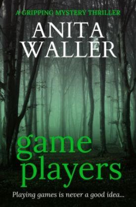 #BookReview Game Players by Anita Waller @anitamayw @Bloodhoundbook