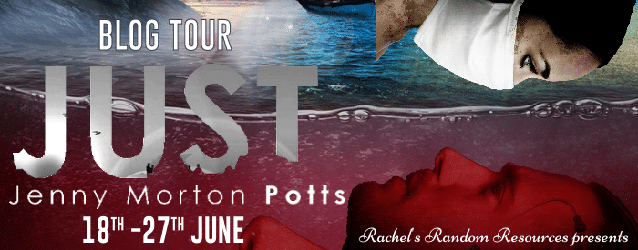 #GuestPost #Giveaway Just by Jenny Morton Potts @jmortonpotts @rararesources