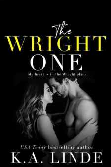 #BlogTour #BookReview The Wright One by K.A. Linde @AuthorKALinde @InkSlingerPR