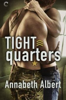 #BookReview Tight Quarters by Annabeth Albert @AnnabethAlbert @CarinaPress #NetGalley