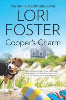 #BookReview Cooper's Charm by Lori Foster @lorilfoster @HarlequinBooks