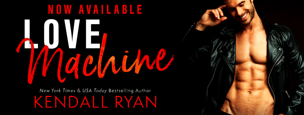 #BlogTour #BookReview Love Machine by Kendall Ryan @KendallRyan1 @InkSlingerPR