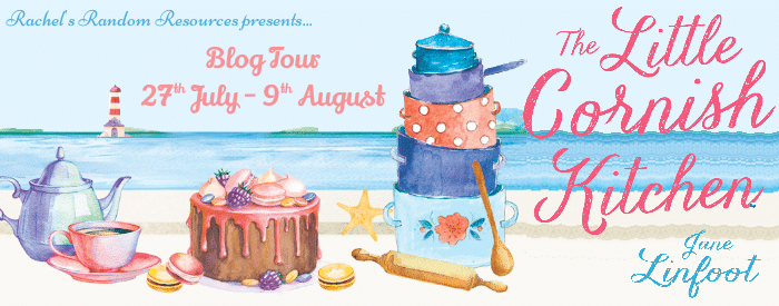 #BookReview #BlogTour #Giveaway The Little Cornish Kitchen by Jane Linfoot @janelinfoot @rararesources @HarperImpulse