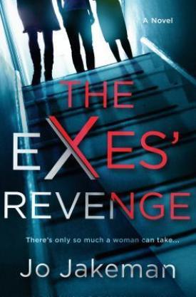 #BookReview The Exes' Revenge by Jo Jakeman @JoJakemanWrites @PenguinRandomCA