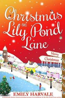#BookReview #BlogTour Christmas on Lily Pond Lane by Emily Harvale @emilyharvale @rararesources #LilyPondLane